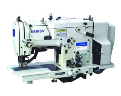 Петельная швейная машина Gemsy GEM 781