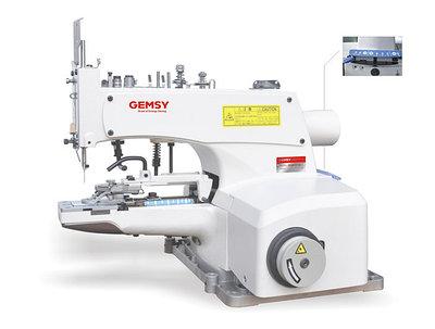 Пуговичный полуавтомат Gemsy GEM 373