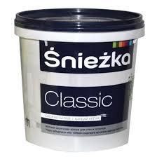 Водоэмульсия Sniezka CLASSIC 10 л