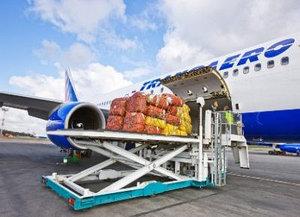 Авиа доставка грузов в Казахстан
