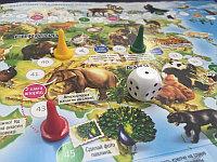 Настольная игра-Ходилка Геодом-Животный мир Земли, фото 1