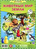 Настольная игра-Ходилка Геодом-Животный мир Земли, фото 2