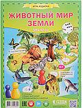 Настольная игра-Ходилка Геодом-Животный мир Земли, фото 3
