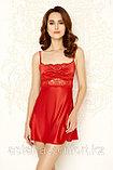 Кружевной женский комплект. Халатик + сорочка , фото 2