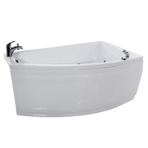 Акриловая ванна ассиметричная  ТРИТОН  Бэлла-левая ЭКСТРА (1400х760) в компле(1400х760) в комплекте с каркасом