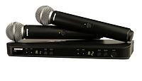 Микрофон Shure BLX288E/SM58