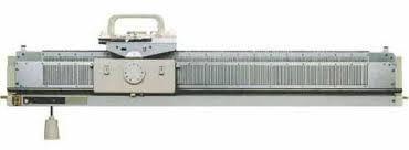 Вязальная машина (верхняя фонтура) SILVER REED SK-280