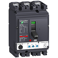 LV429825 3п3т Micrologic 2.2m 100А NSX100F; автом.выкл.