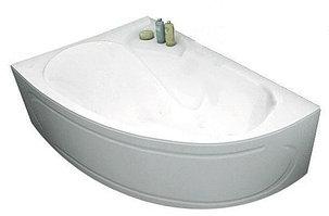 Акриловая ванна ассиметричная  ТРИТОН  Кайли правая NEW (1500х1100) в комплекте с каркасом