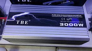 Инвертор TBE 3000W (чистый синус)
