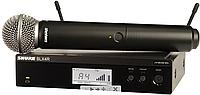 Микрофон радио Shure BLX24RE/SM58