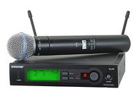 Микрофон радио Shure SLX24E/BETA58-K3E