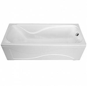 Акриловая ванна ТРИТОН Катрин ЭКСТРА (1700х700) в комплекте с каркасом