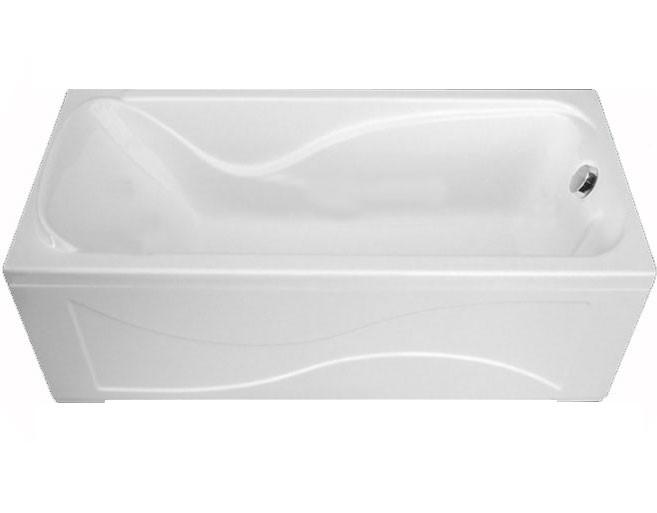 Акриловая ванна ТРИТОН  Кэт ЭКСТРА (1500х700) в комплекте с каркасом