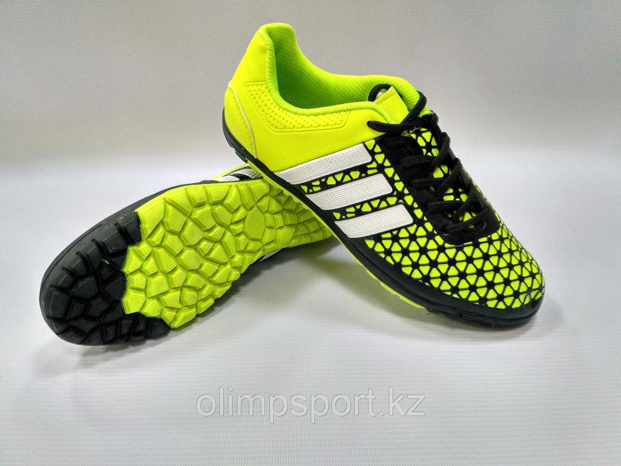 Обувь для футбола, шиповки, сороконожки  Adidas Ace