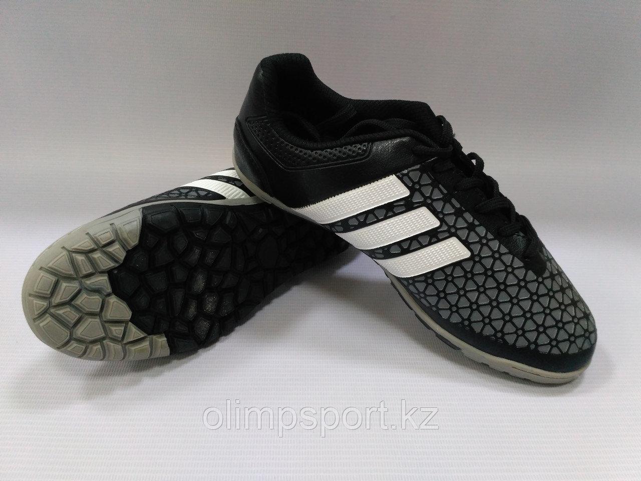 Детская футбольная обувь, сороконожки,  Adidas Ace, размеры 33-38