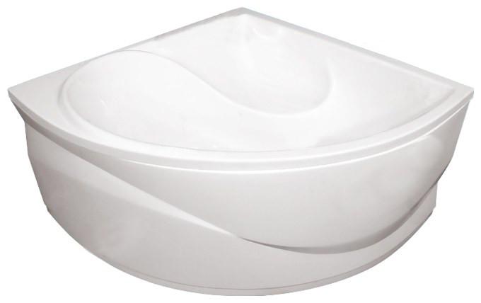 Акриловая ванна симметричная  ТРИТОН  Синди ЭКСТРА (1250х1250) в комплекте с каркасом