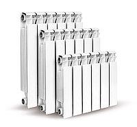 Алюминиевый радиатор TIPIDO-500 (высота секции 540мм.)