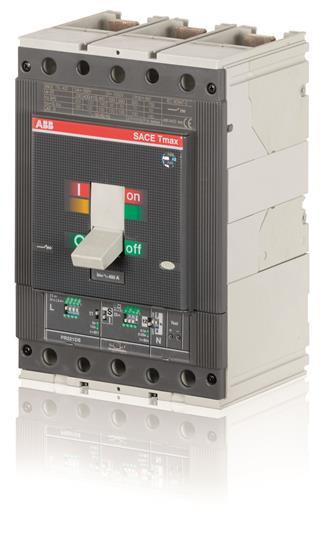 1SDA054396R1 Выключатель автоматический T5N 630 PR221DS-LS/I In=630 3p F F