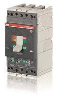 1SDA054070R1 Выключатель автоматический T4L 250 PR221DS-LS/I In=160 3p F F