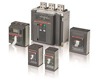 Tmax автоматических выключатели в литом корпусе для решений до 1600 А.