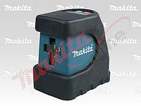 SK102Z MAKITA Уровень лазерный 3х1,5В, батарейки типа АА, 15 м, точн. 0,3 мм/м, магнитное крепление к стене,