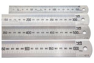 Линейки измерительные