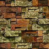 """Виниловые моющиеся обои Коллекция """"Stone"""" 85020-2, фото 2"""