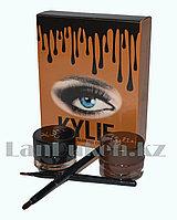 Подводка для глаз черная и коричневая KYLIE COSMETICS