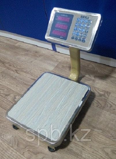 """Товарные напольные электронные весы """"BEKA TCS AR-60A"""" 60 кг"""