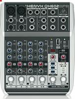 Микшерный пульт Behringer XENYX QX602MP3