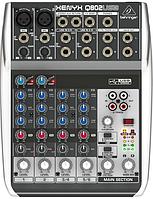 Микшерный пульт Behringer Q802USB-EU