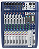 Микшерный пульт Soundcraft Signature 10