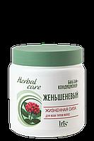 Бальзам-кондиционер «Женьшеневый» Herbal для всех типов волос
