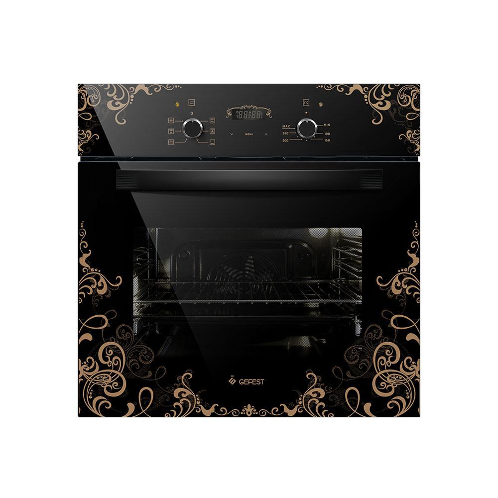 Встраиваемый электрический духовой шкаф Gefest  ЭДВ ДА 622-02 К19 (59.8х56.5х59.5 см)