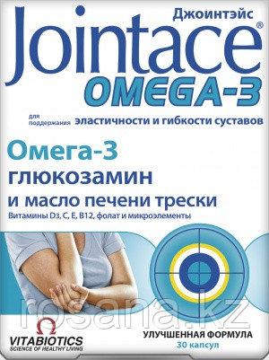 ДЖОНТЭЙС ОМЕГА-3, кап.№30