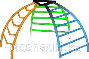 Рукоход  детский, разноцветный