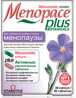 МЕНОПЕЙС ПЛЮС кап№28+таб№28