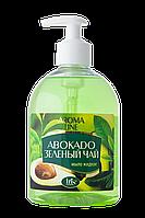 Мыло жидкое «Авокадо и Зеленый чай» Aroma line 1000 мл