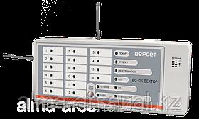 Прибор приемно-контрольный охранно-пожарный адресный радиоканальный «ВС-ПК ВЕКТОР-116»