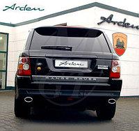 Выхлопная система Meisterschaft GT HAUS на Range Rover Sport (SUV) (2006-2009), фото 1