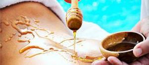 Сахарный волновой массаж