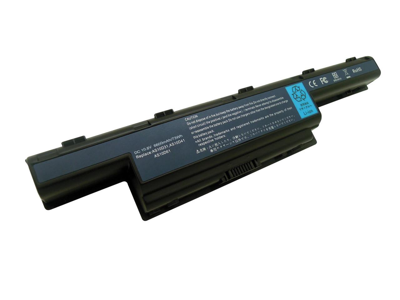 Аккумулятор для ноутбука ACER TravelMate 4740-5452G50Mnssb