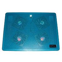 """Охлаждающая подставка для ноутбука """"ColdPlayer:Notebook Cooling Pad 15"""",USB,M:IS-428"""""""