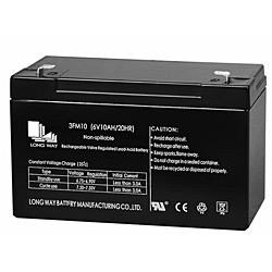 Аккумулятор 6V 10Ah для детских джипов и легковых электромобилей