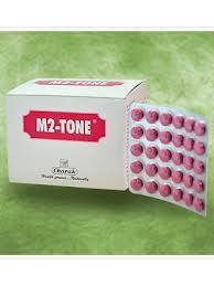 М2-тон (M2-TONE, Charak), 30 табл