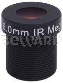 Мегапиксельный объектив с ИК фильтром BEWARD BL06018BIR-WF
