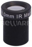 Мегапиксельный объектив с ИК фильтром BEWARD BL08018BIR-WF