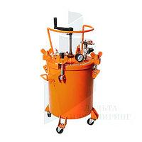 Красконагнетательный бак для краски ASpro-40L-R