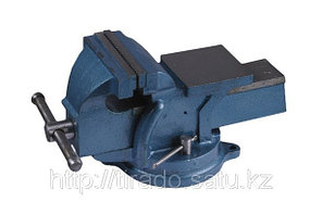Тиски с поворотным механизмом STAYER «MASTER», 120мм/7кг